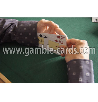Exchange cards cloth